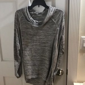 Cole neck workout top